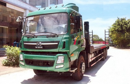 Xe nâng đầu 3 chân tải trọng 12 tấn TMT 2021