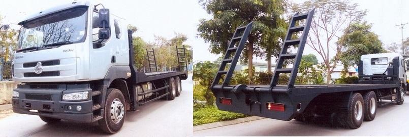 Xe fooc nâng đầu 12 tấn