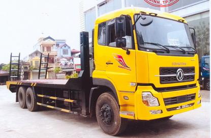 Xe nâng đầu chở máy công trình Dongfeng 11,3 tấn 2021