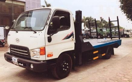Xe fooc Huyndai Mighty HD99 tải trọng 5,5 tấn 2021